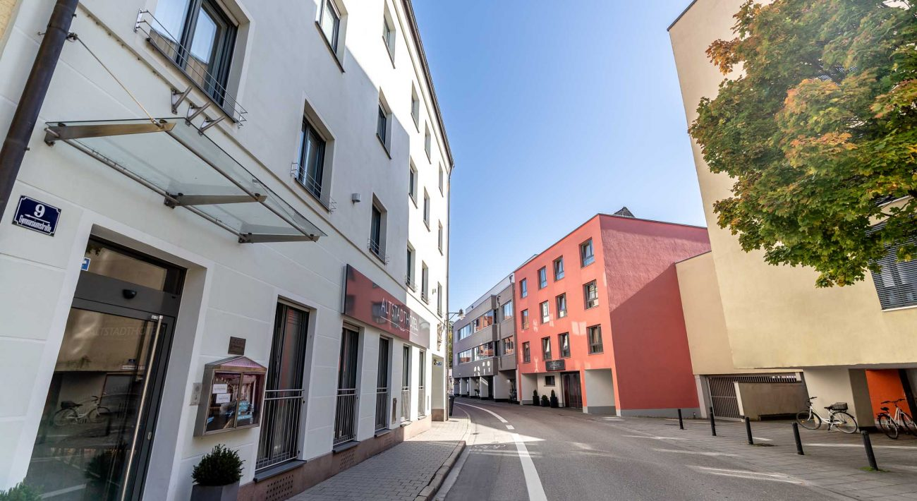 Altstadthotel Guesthouse Straße