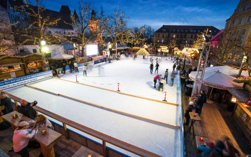 Eislaufen Ingolstadt