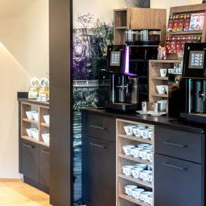 Hotel Ingolstadt Kaffeespezialitäten