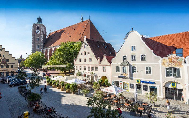 Ingolstadt Innenstadt